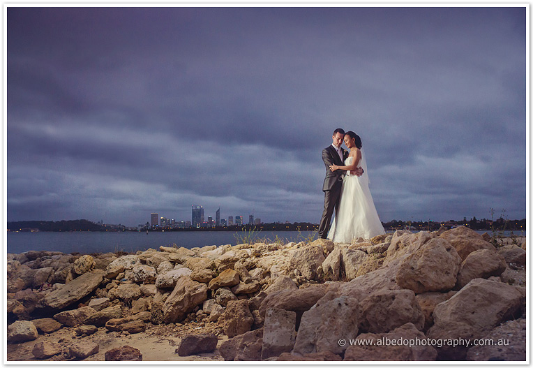 Mt Eliza Lawn Wedding