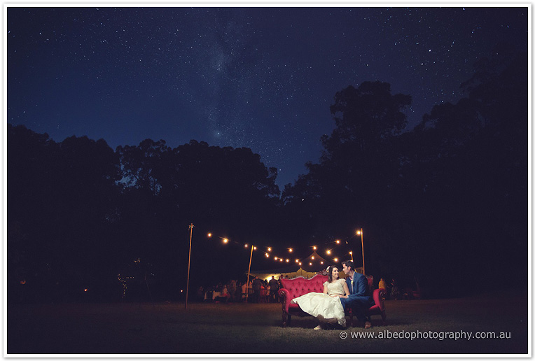Dwellingup Wedding