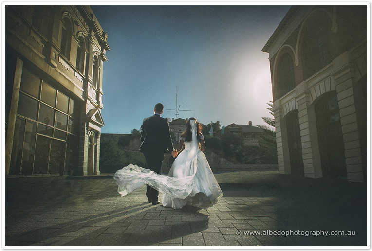 Wedding photography Fremantle