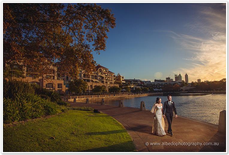 East Perth Wedding